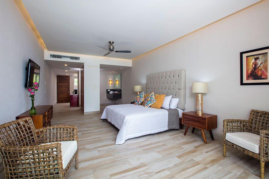 Habitación Jr Suite Vista Vallarta Hotel
