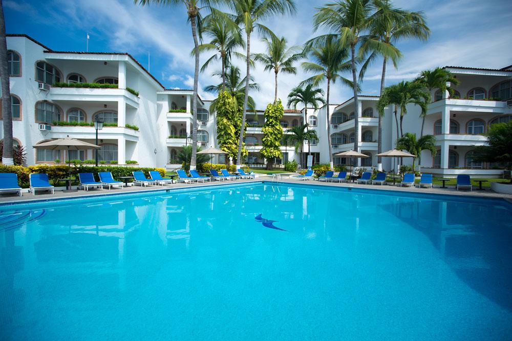 swimming pool Vista Vallarta